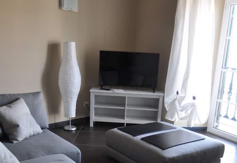 Apartment Lanterna, Genova, Appartement, 1 slaapkamer, Woonruimte