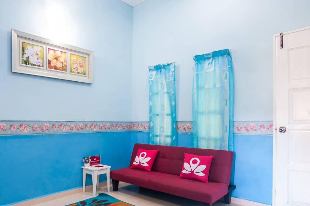 2-Bedrooms Villa - Living Room