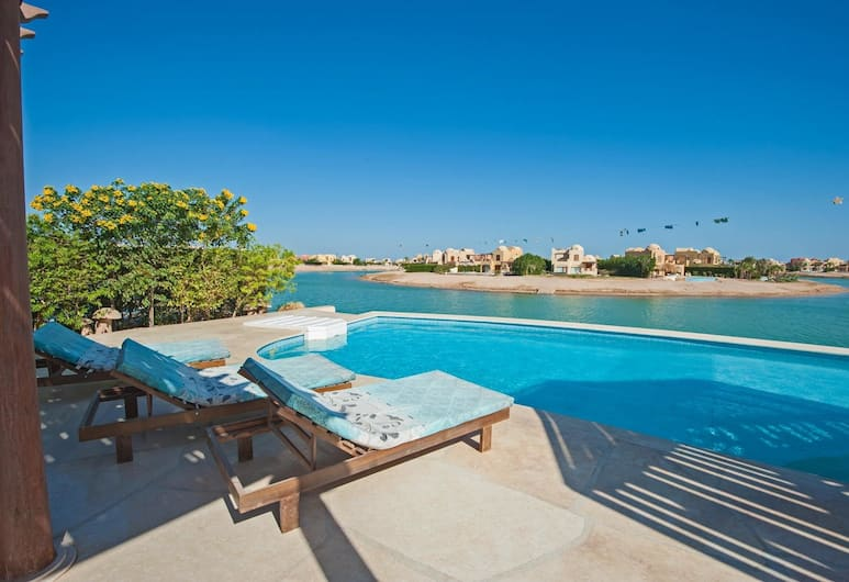Villa in El Gouna with Pool, El Gouna, Außenpool