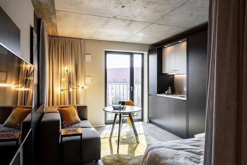 喬恩慕尼黑玫瑰公寓飯店