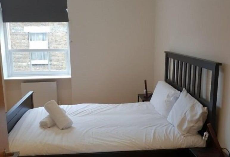 馬里波恩風格中央 2 房現代公寓酒店, 倫敦, 公寓, 獨立浴室, 客房