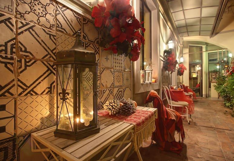 Relais Grand Tour, Florence, Terrace/Patio