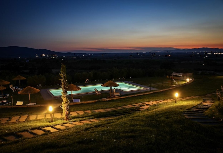 Podere n° 8 in Maremma, Magliano in Toscana, Property Grounds