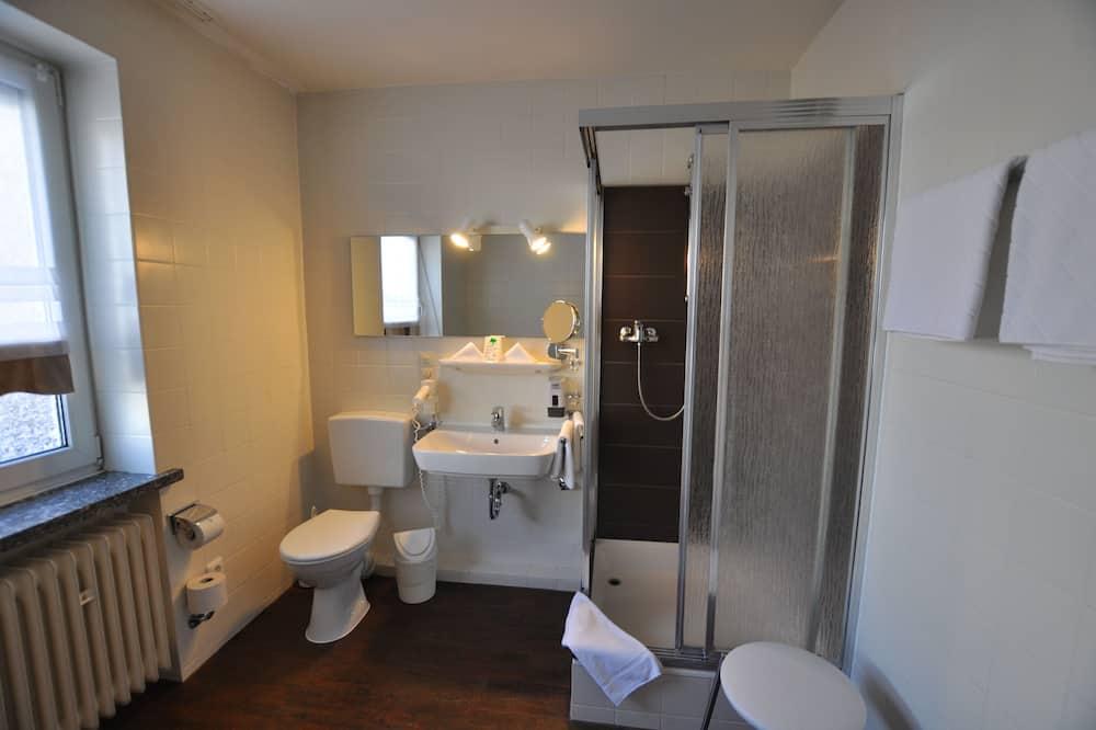 Comfort Büyük Yataklı Tek Kişilik Oda, Sigara İçilmez - Banyo