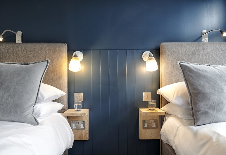 橋之客房酒店, 倫敦, 特級雙床房, 客房