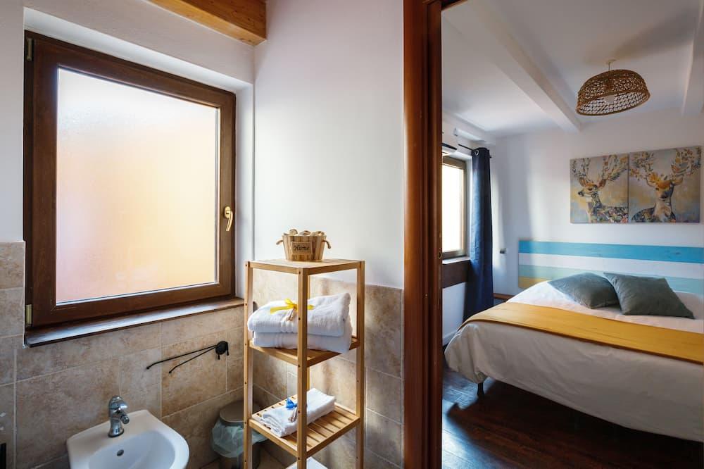 Chambre Double Supérieure, salle de bains privée - Chambre