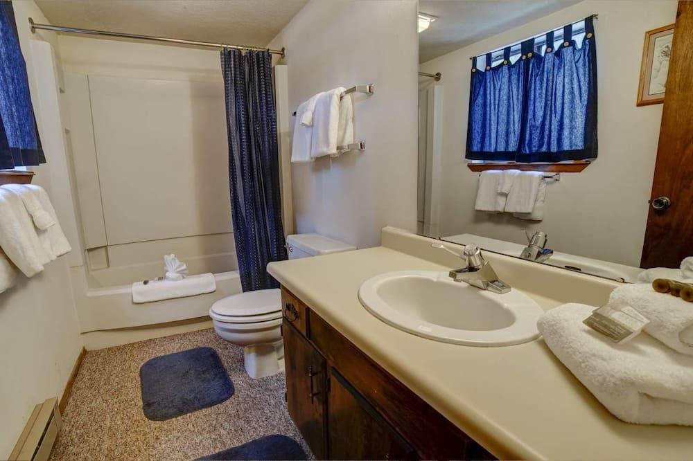 Condo, 1 Bedroom - Bilik mandi