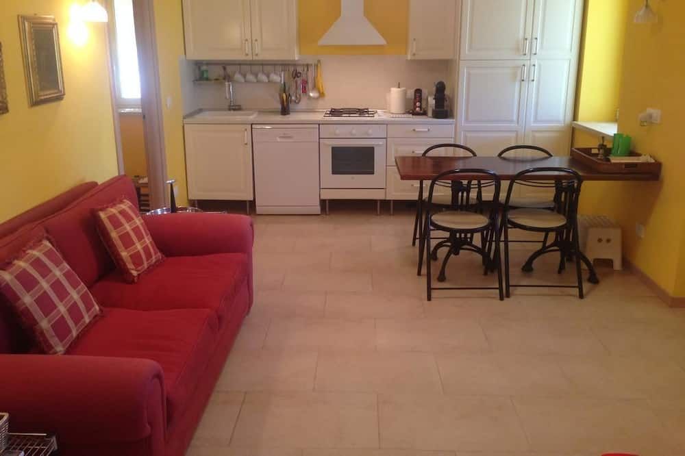 公寓 (Scuderia) - 客廳