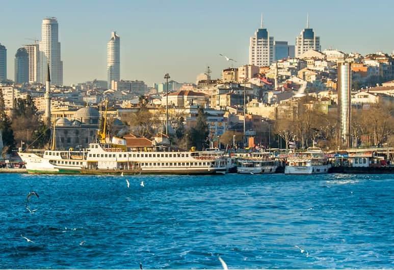 Meydan Besiktas Otel, Istanbul, Exterior