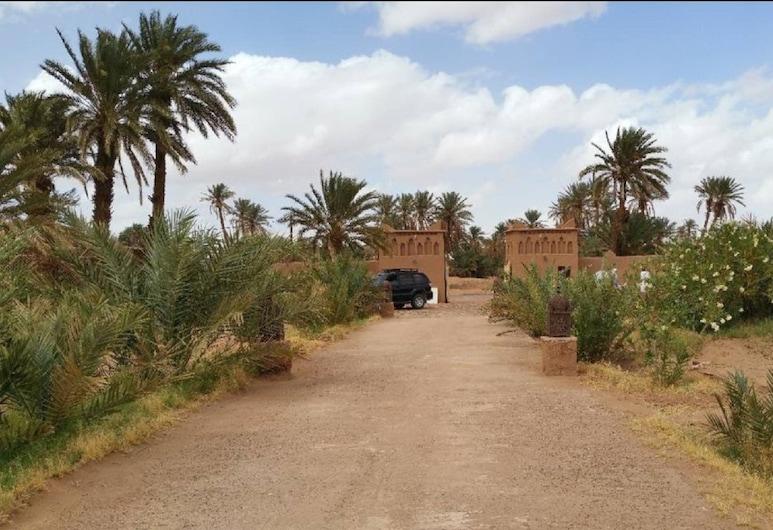 LA KASBAH DES SABLES IAICH, M'Hamid El Ghizlane, Áreas del establecimiento