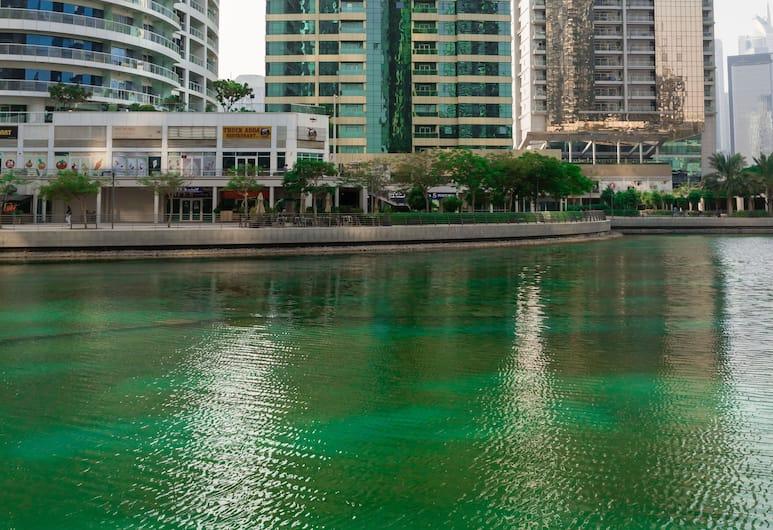 HiGuests Vacation Homes - Lake City, Dubajus, Apgyvendinimo įstaigos fasadas