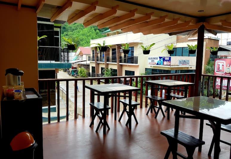 格雷葛里亞斯旅館, El Nido, 早餐區