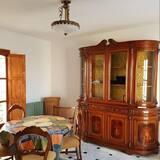 Bungalow, 3 habitaciones (Nadja) - Zona de estar