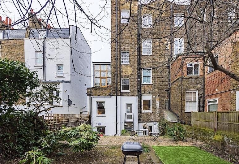 YKP Apartments - Mornington Crescent, London, Garten