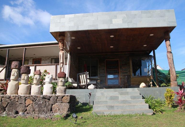 Cabañas Mata Ki Te Rangi, Hanga Roa