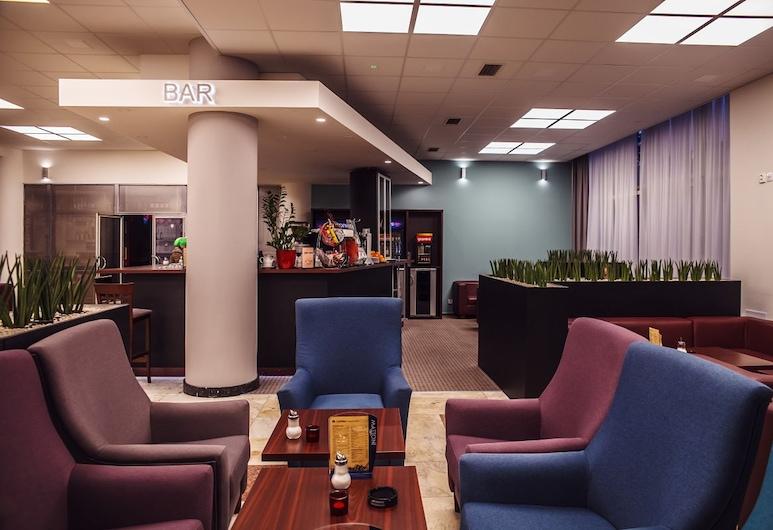 Interhotel Moskva, Zlin, Bar khách sạn