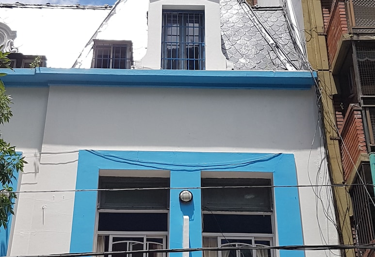 Master Hostel Borges, Buenos Aires, Hótelframhlið