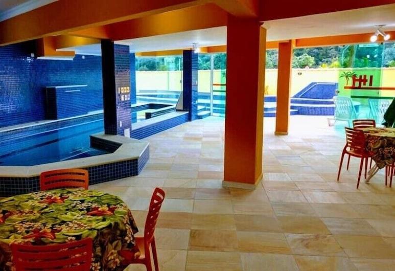 Hotel Canto da Riviera, Bertioga, Unutarnji bazen