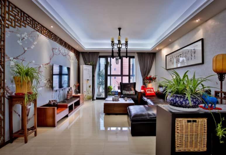 Royal Garden Apartment, Xi'an, Apartment, 3 Bedrooms, Room