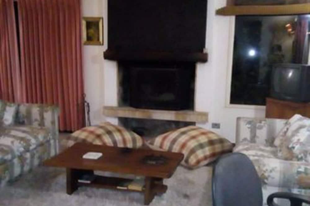 Suite, 1King-Bett - Wohnzimmer