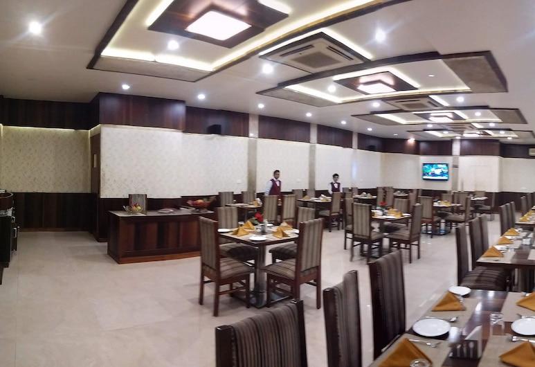 Hotel Simran, Raipur, Otel Dinlenme Salonu