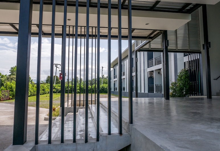 B3 Hotel, Nakhon Si Thammarat, Overnatningsstedets område