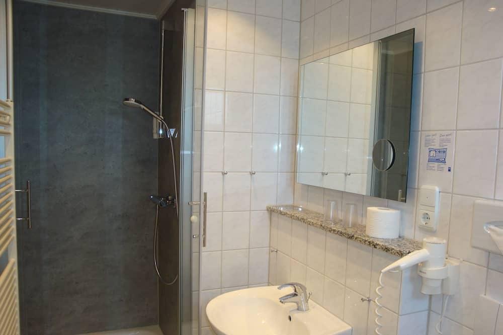 Habitación doble de uso individual - Cuarto de baño