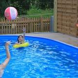 Piscina de natación o entrenamiento
