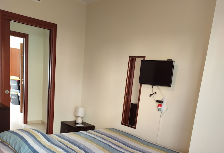 Ogliastra Bed&breakfast, Cagliari, Standard Double or Twin Room, Ensuite, City View, Guest Room