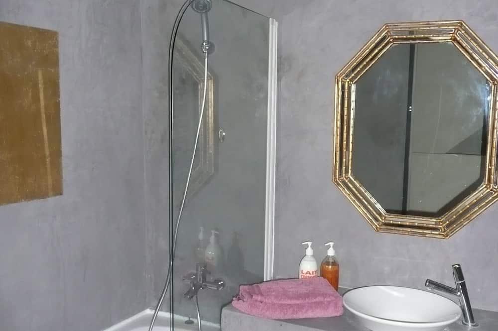 Double Room (Mélodie) - Bilik mandi