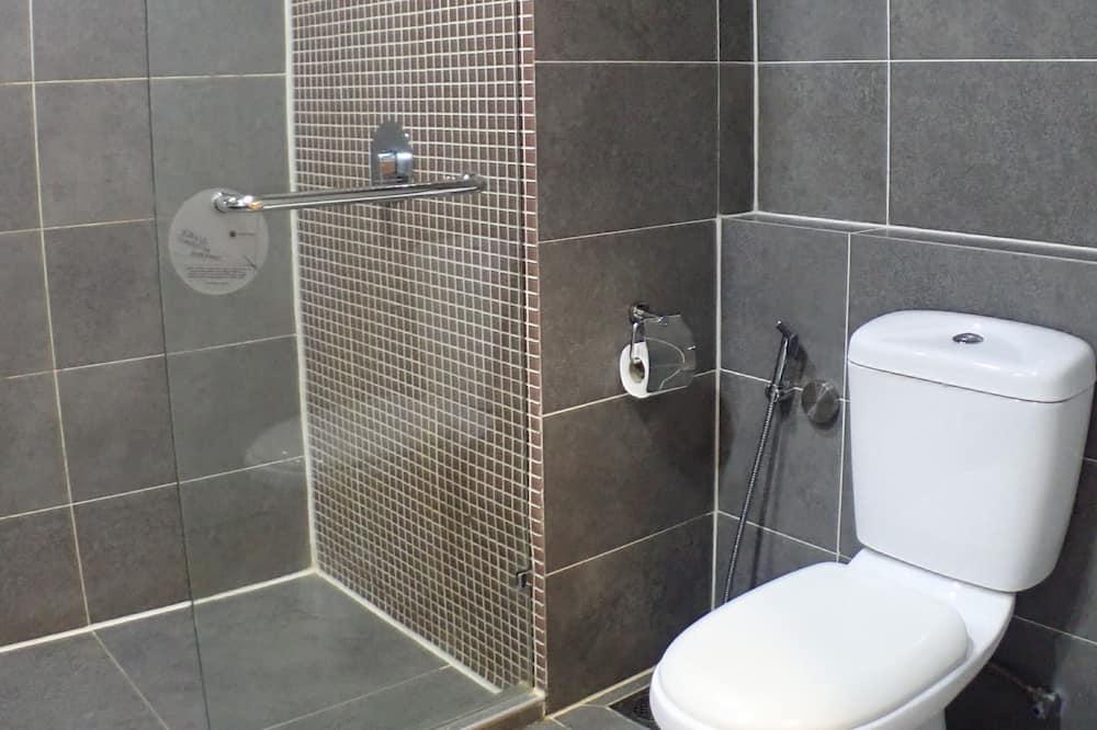 Deluxe-Doppelzimmer (King) - Badezimmer