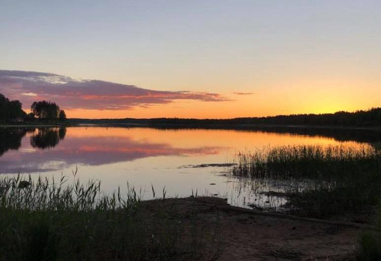 ♥ Casa de Playa ♥ Moto de Pesca en Bote en Funcionamiento, Luleå Ö, Playa
