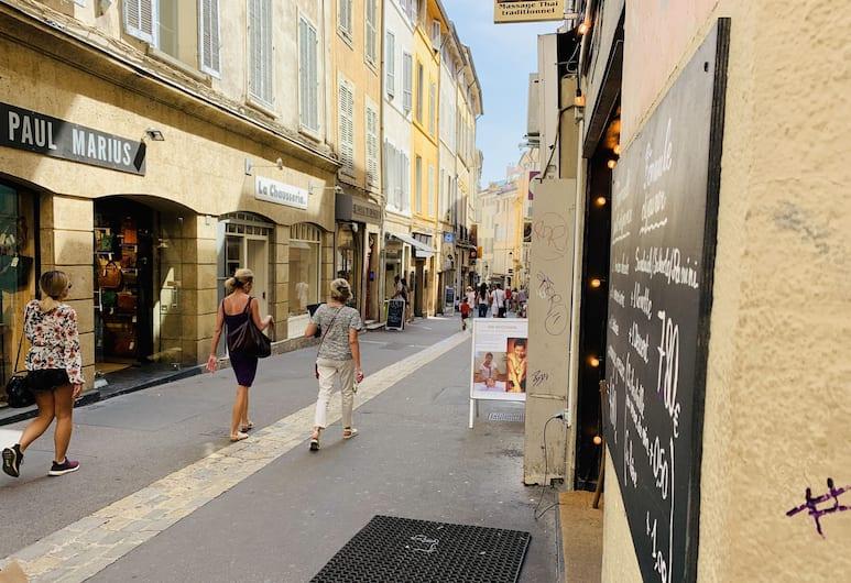 Granet & Mignet Studios, Aix-en-Provence, Exterior