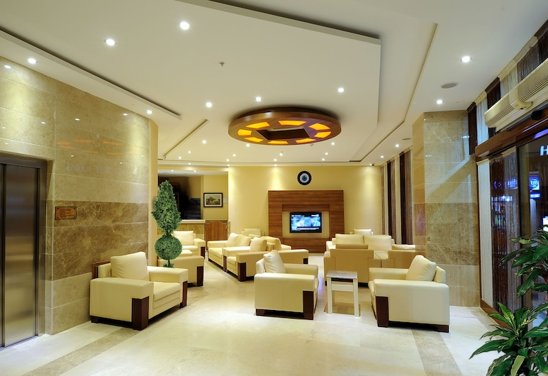 The City Port Hotel, Κωνσταντινούπολη, Λόμπι