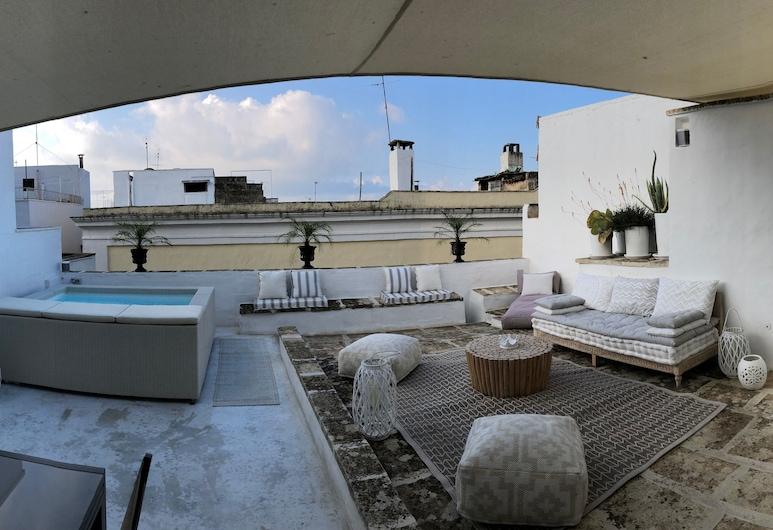 Agata Friendly Luxury Home, Matino, Terraza o patio