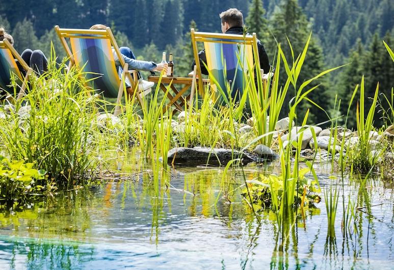 Alphotel Boden Balderschwang, Balderschwang, Vanjski bazen