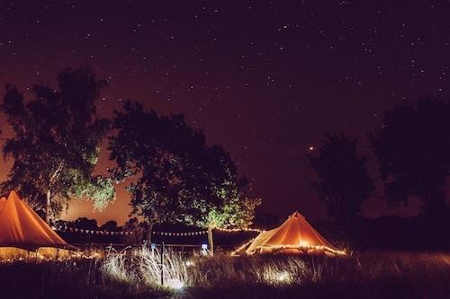 杉木豪华露营酒店/