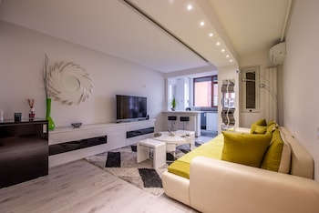 Picture of Luxury Apartment Militari Residence M3 in Bucharest