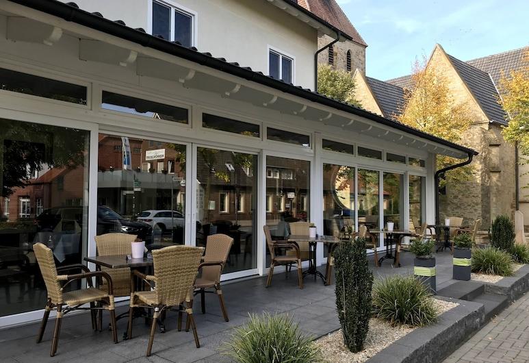 Hotel Sasse, Hörstel, Terras