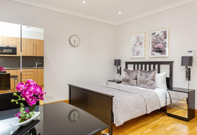 Guilford Street Apartments, Londýn, Štúdio, 1 dvojlôžko, Izba