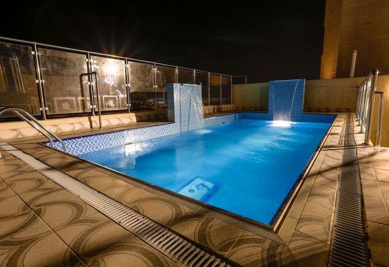 Areen Hotel, Jeddah, Piscine en plein air