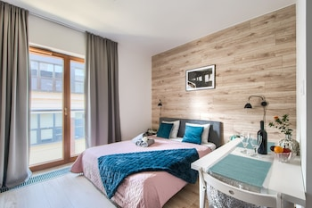 Image de Aparthotel Pawia Deluxe à Varsovie