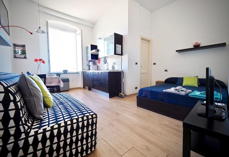 Dimora Palestro con Panorama, Genova, Appartement, 1 slaapkamer, Kamer