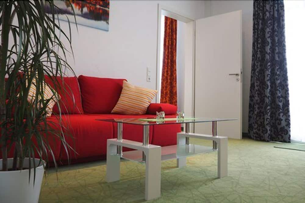 Suite Junior - Area soggiorno