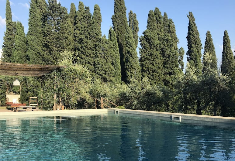 Settignano Tuscany Homes, Florence, Kolam Renang Luar Ruangan
