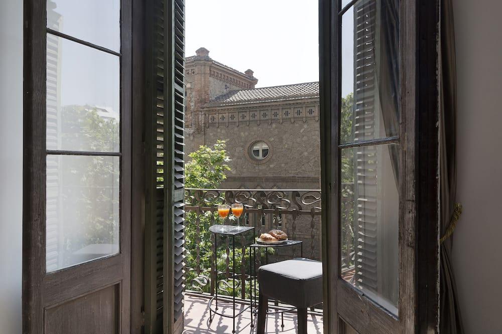 Апартаменти, 4 спальні (Grace 2) - Балкон