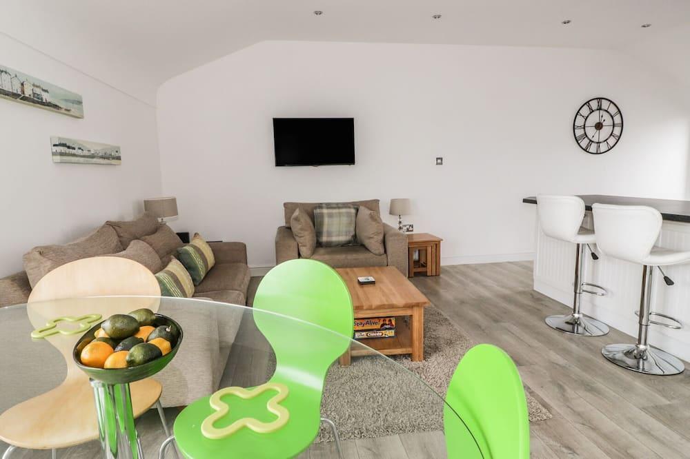 Cottage - Salle de séjour