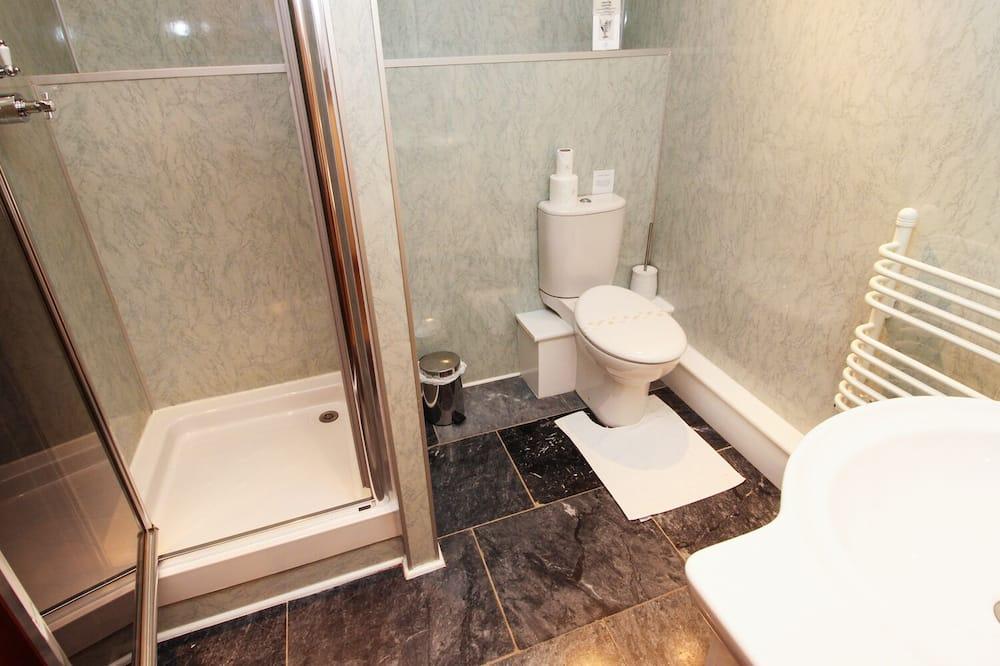 Feriehus - Badeværelse