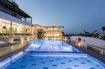 Bild vom Nostos Beach Boutique Hotel in Mylopotamos