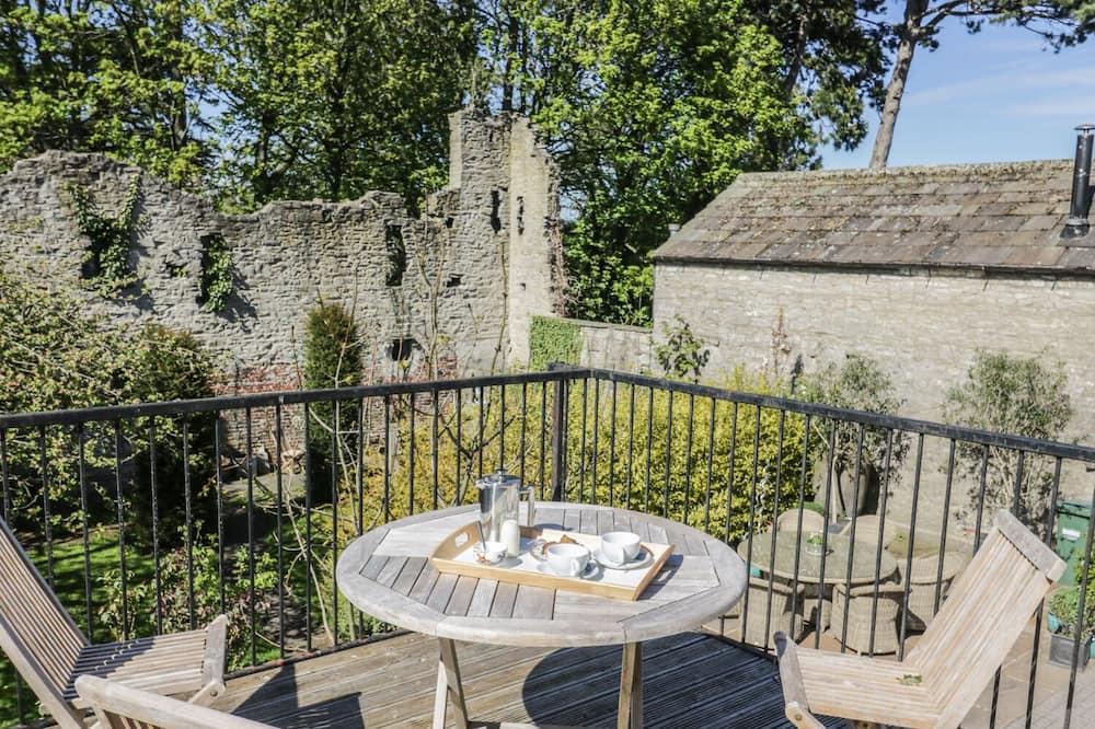 Cottage - Balcone
